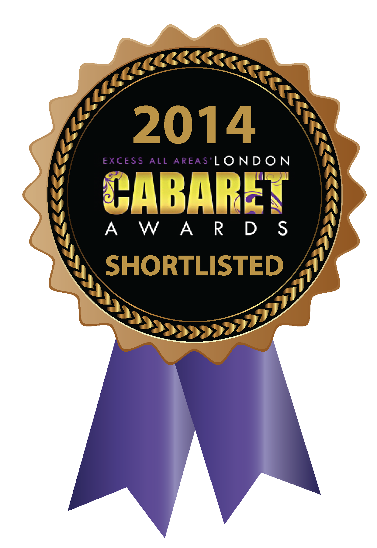 Shortlised For London Cabaret Awardt